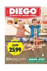 Catalog Diego oferte bricolaj 1 - 31 august 2014