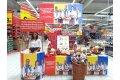 Peste 100 de producatori romani vor deveni furnizori Carrefour