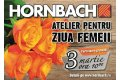 Ziua Femeii la Hornbach: atelerie de bricolaj in magazine