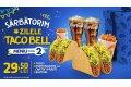 Taco Bell aniverseaza un an de prezenta in Romania