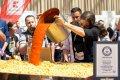 Romnia a intrat n Cartea Recordurilor cu cea mai mare porie de paste fr gluten, gtit la trgul Happy Gluten Free 2019