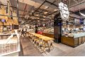 Mega Street Food, un nou spatiu concept in magazinul Mega Image din Barbu Vacarescu