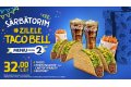 Taco Day - eveniment aniversar pentru Taco Bell de doi ani in Romania