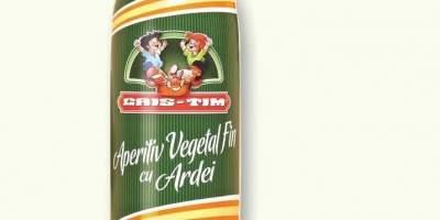 Cris-Tim, aperitiv vegetal fin cu ardei