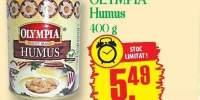 Olympia, humus