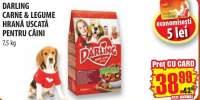 Darling, carne si legume hrana uscata pentru caini
