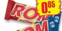 Rom autentic, baton cu crema de rom