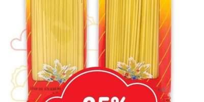 Paste spaghetti/macaroni Baneasa