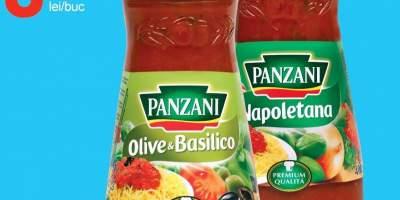 Sos olive&basilico/ Napoletana Panzani
