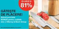 Aduna punctele Bonus pentru cutitele vivo|Villeroy & Boch Group