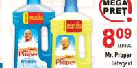Detergent pardoseala Mr. Proper