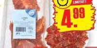 Lomo, specialitate feliata din carne de porc