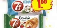 7 Days croissant double