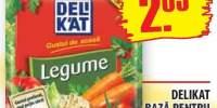 Delikat baza pentru mancaruri, legume