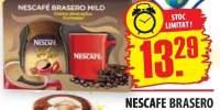 Nescafe Brasero Mild, cafea solubila