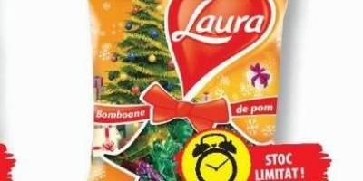 Laura, bomboane pom