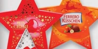 Raffaello / Mon Cheri / Ferrero / Praline asortate