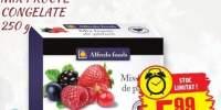 Alfredo, mix fructe congelate