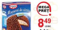 Mix musuroi cartita Dr. Oetker