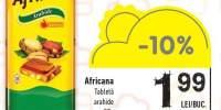 Tableta arahide Africana