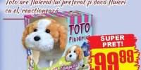 Toto, catelul fluierici
