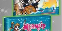 Schauma Pirate / Mermaid sampon + Fa gel de dus + Vademecum pasta de dinti