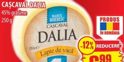 Cascaval Dalia