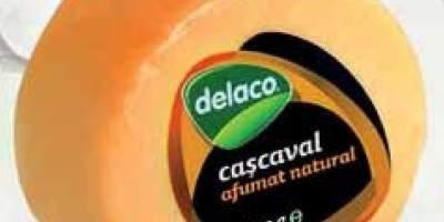 Delaco, cascaval afumat