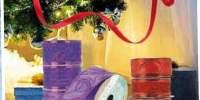 Panglica pentru ambalat cadouri