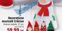 Decoratiune muzicala Craciun