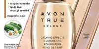Fond de ten cu efect iluminator True Colour Calming Effects