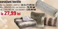 Decoratiuni textile