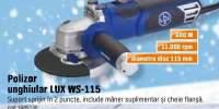 Polizor unghiular Lux WS - 115