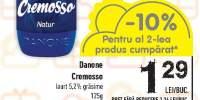 Iaurt Danone Cremosso