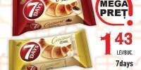 Croissant cu crema cu aroma de sampanie/cacao 7 Days