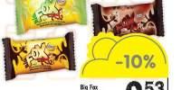 Biscuiti cu crema Big Fox