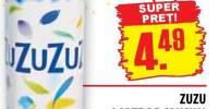 Zuzu, lapte de consum semidegresat