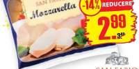 San Fabio, mozzarella
