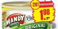 Mandy, pate vegetal original