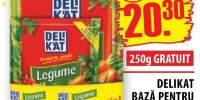Delikat baza pentru mancaruri legume