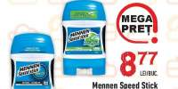 Deo gel Mennen Speed Stick