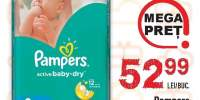 Scutece Active Babt Pampers