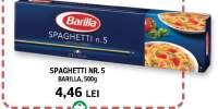 Spaghetti Barilla