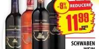Schwaben Wein, vin