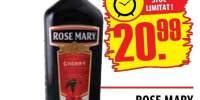 Rose Mary, Cherry lichior