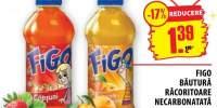 Figo, bautura racoritoare necarbonatata