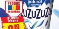Zuzu, iaurt natural