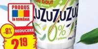 Zuzu, iaurt degresat de baut
