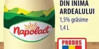 Napolact, lapte din inima ardealului