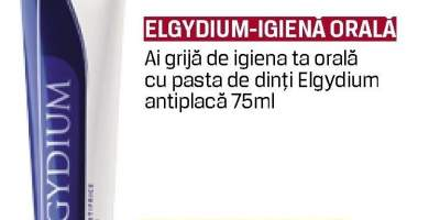 Pasta de dinti Elgydium